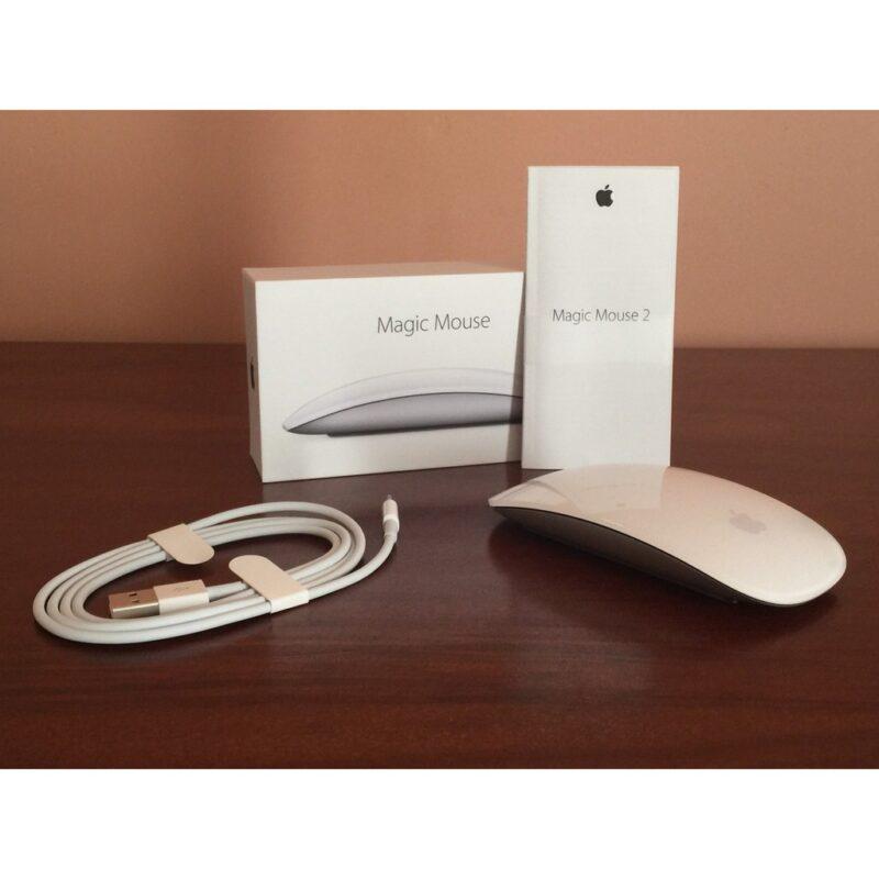 Magic Mouse 2 Apple kết nối không dây cho trải nghiệm hoàn hảo
