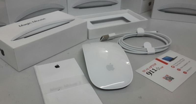 Chuột Magic Mouse 2 không dây, cảm ứng mượt mà